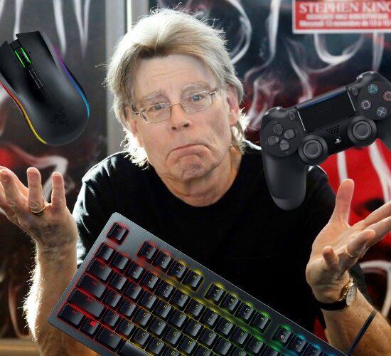 Stephen King video games