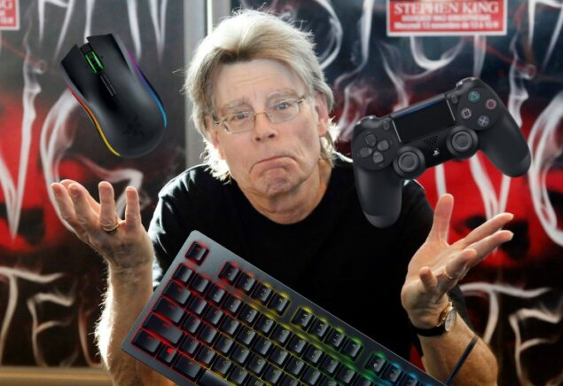 Stephen King video games