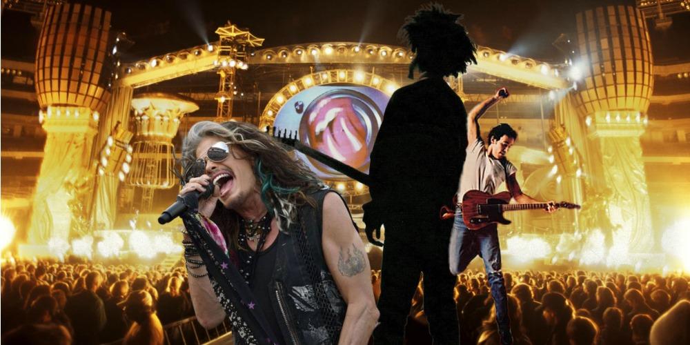 Athens rock concerts