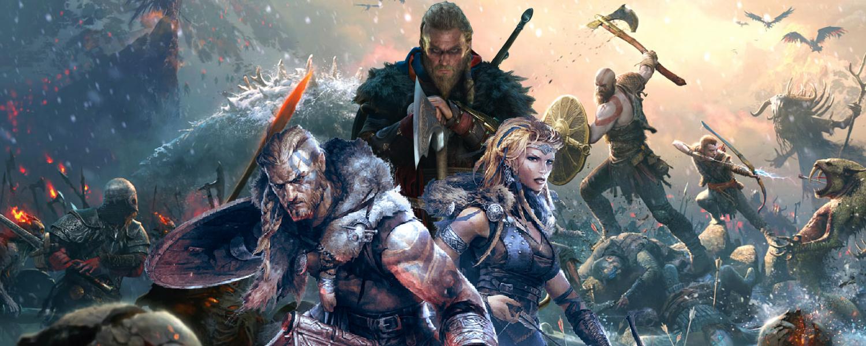 viking video games